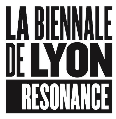 La Biennale de Lyon - Logo Résonance