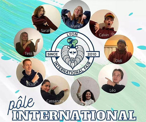 Pôle international