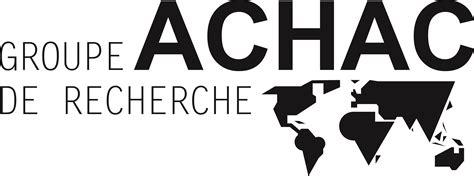 Logo ACHAC, groupe de recherche