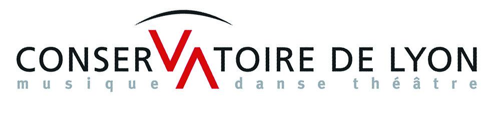 Logo Conservatoire de Lyon - Musique, Danse, Théâtre