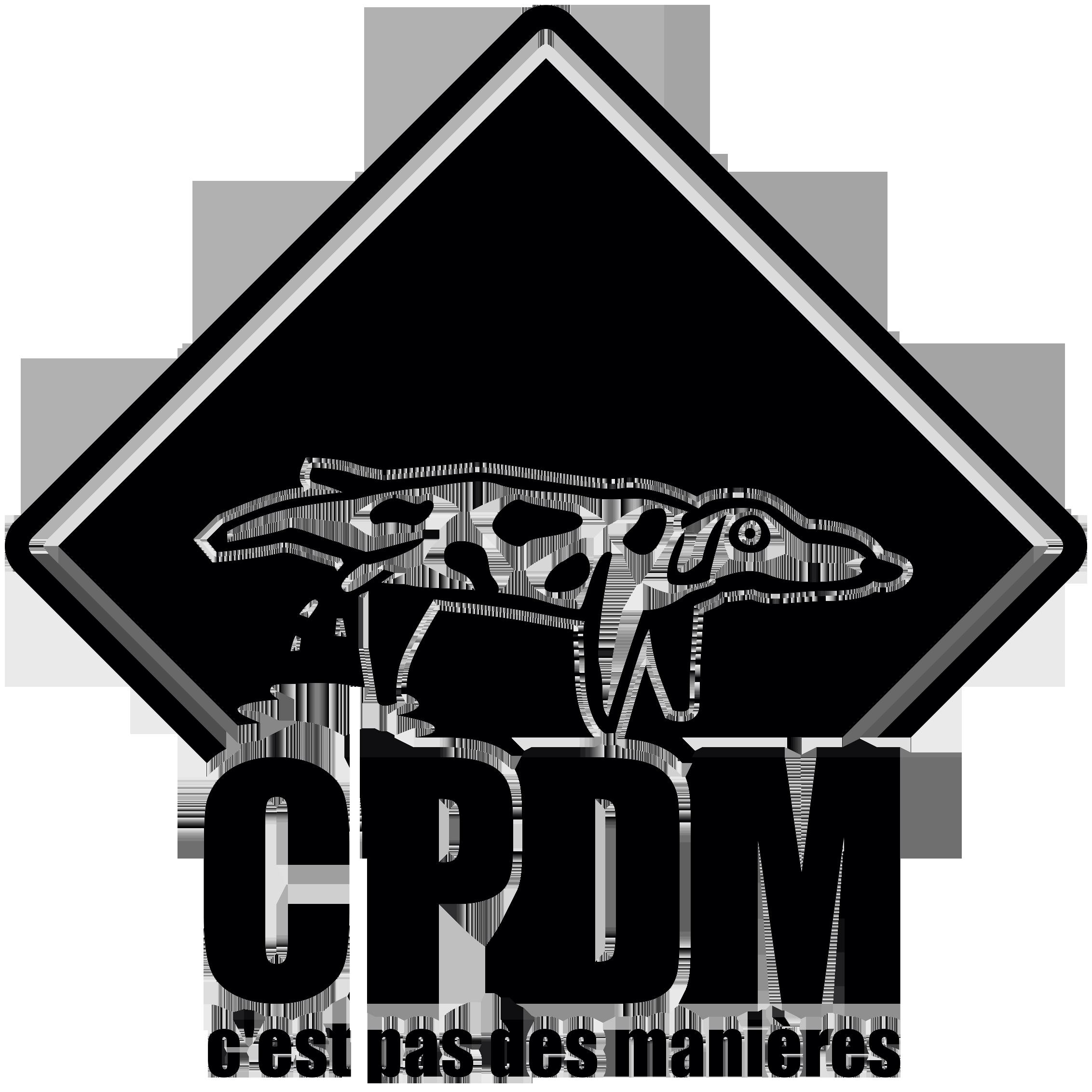 Logo C'est Pas Des Manières