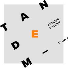 Logo TANDEM - Galerie Atelier Lyon 7