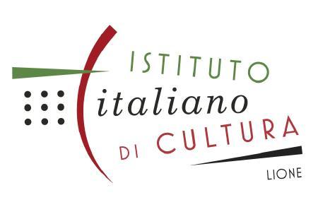 Logo Istituto di Cultura italiana di Lione