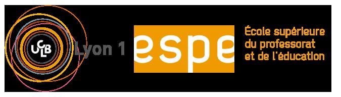 Logo ESPE Lyon 1 | Ecole supérieure du professorat et de l'éducation - Académie de Lyon