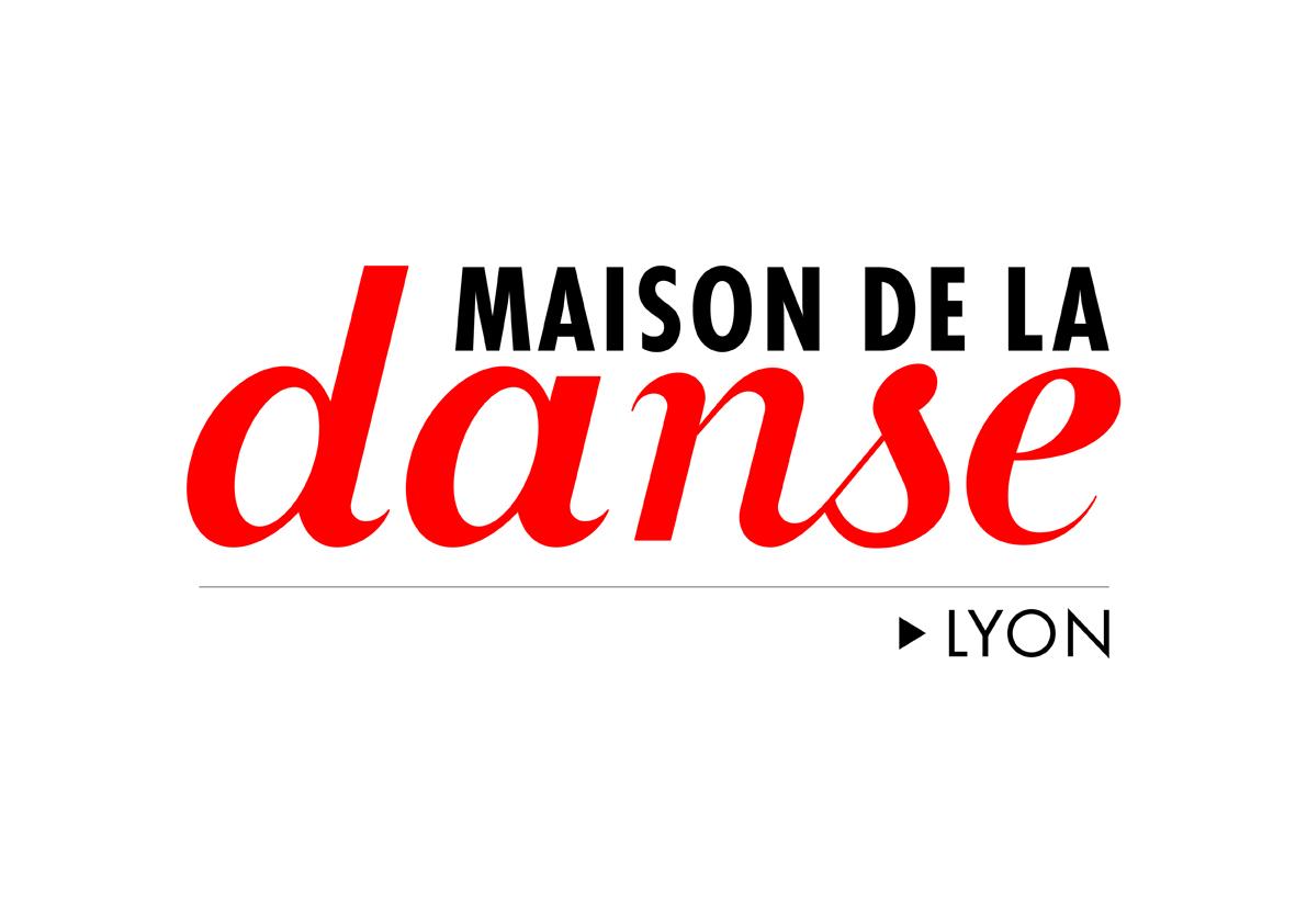 logo maison de la danse
