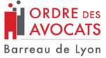 Logo Ordre des Avocats - Barreau de Lyon