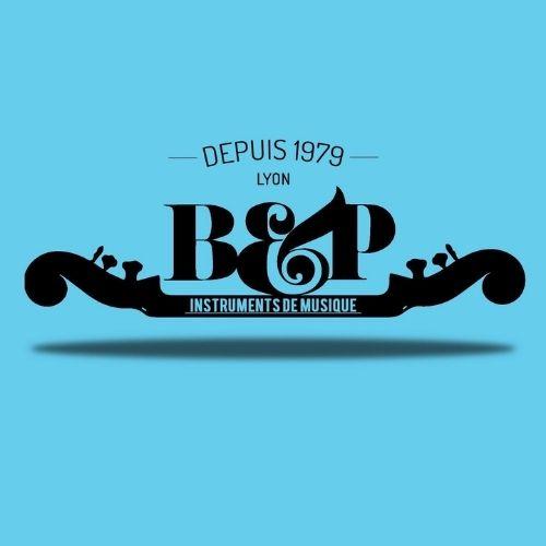 Logo Pick et Boch - Magasin de musique Lyon