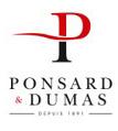 Logo Ponsard & Dumas - Depuis 1891