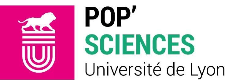Logo Pop Sciences Université de Lyon