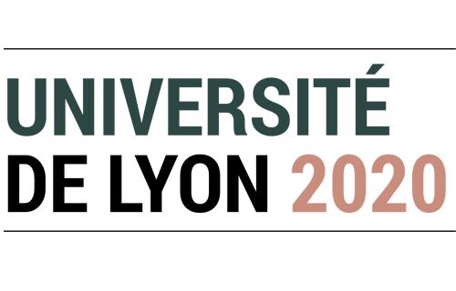 Logo du Projet Université de Lyon 2020
