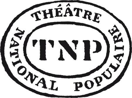 Logo TNP Villeurbanne