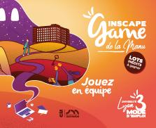 Affiche Inscape game 2021