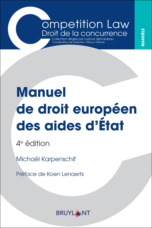 manuel droit europeen