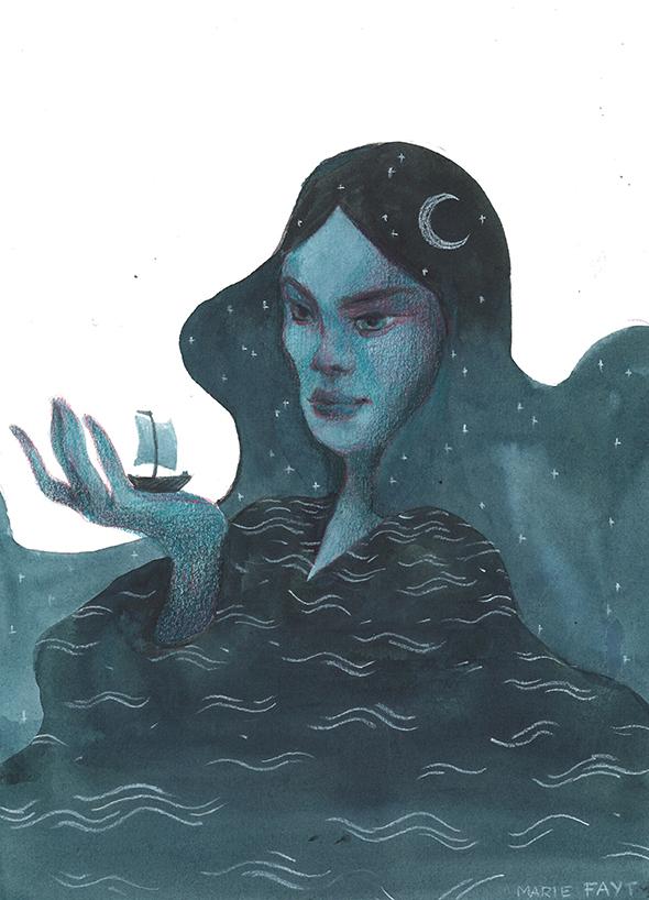 Illustration de Marie FAYT