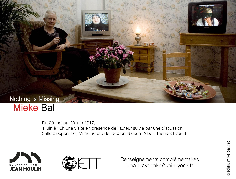 Mieke BAL expo