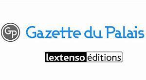 Logo Gazette du Palais