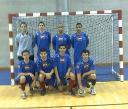 Futsal Troyes 2012