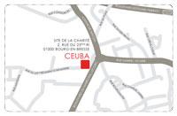 Plan du site de Bourg-en-Bresse | Ceuba