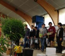 Podium Raid 2012