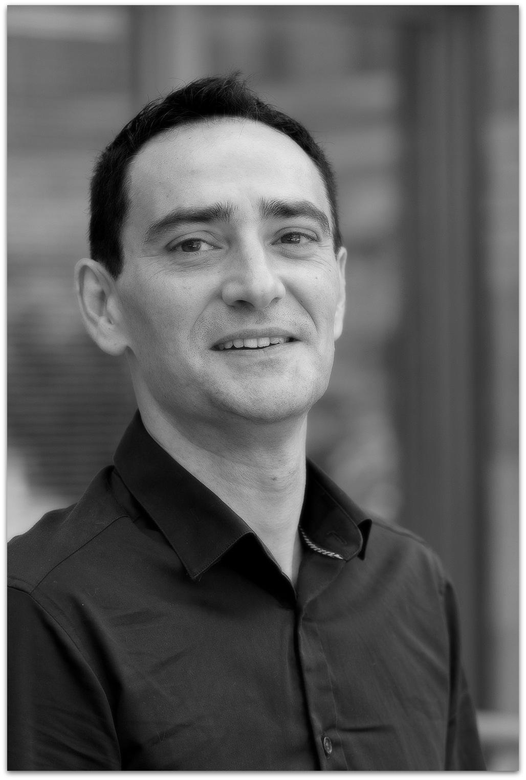Portrait Denis Jamet, Doyen de la Faculté des Langues