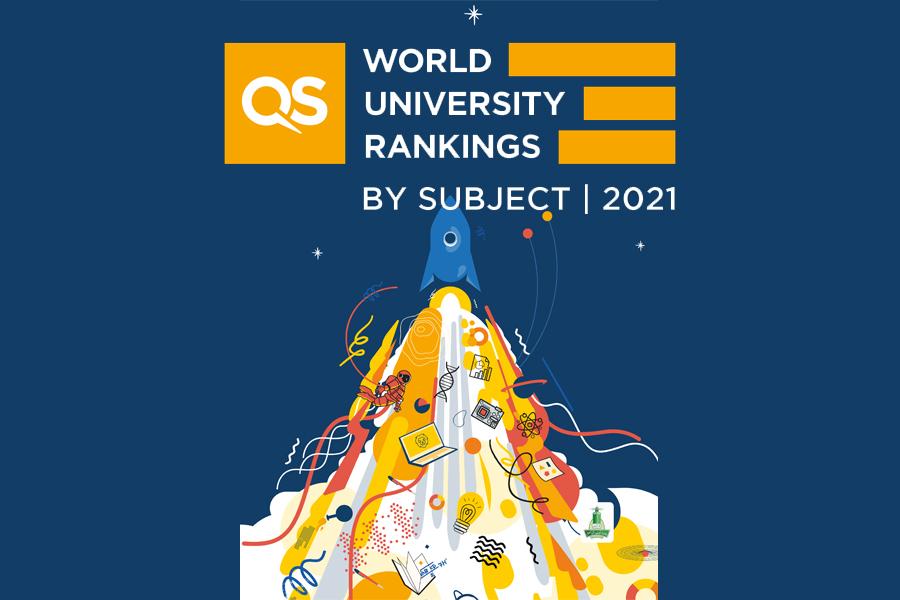 QS World University Rankings 2021 - iaelyon School of Management