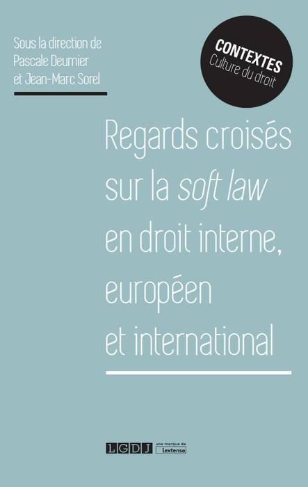 Regards croisés soft law