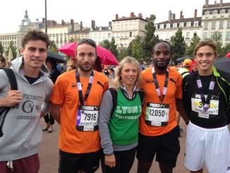 Run In Lyon Charlie / Thibault