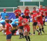 Mélée rugby 2011