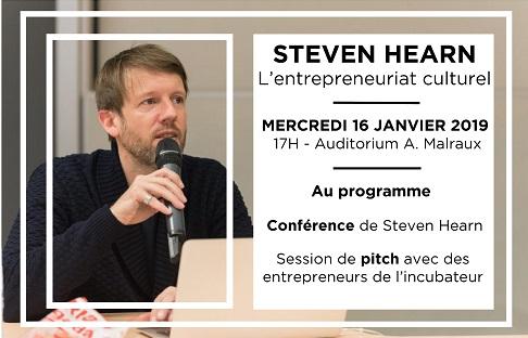 Conférence Steven Hearn