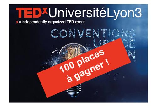 TEDx iaelyon - Université Jean Moulin 2018