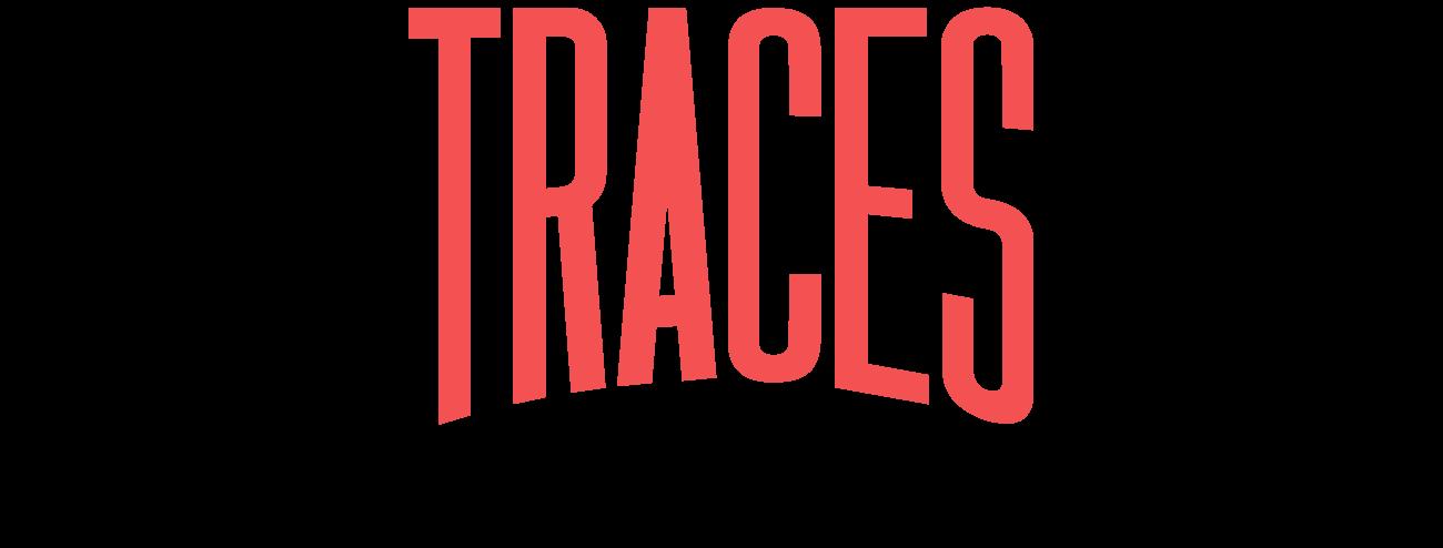 Logo Biennale Traces