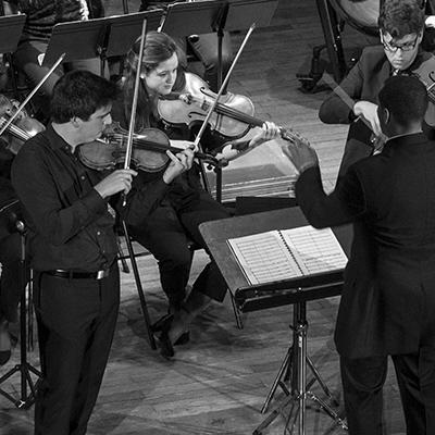 image concert Orchestre de Chambre de Lyon
