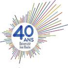 Logo 40 ans Lyon 3
