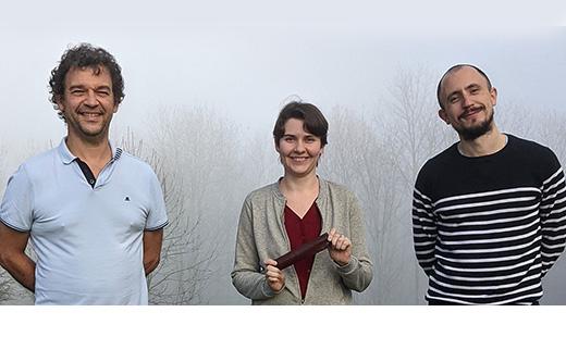 La Tannerie végétale, lauréate du concours d'innovation I-Lab 2021