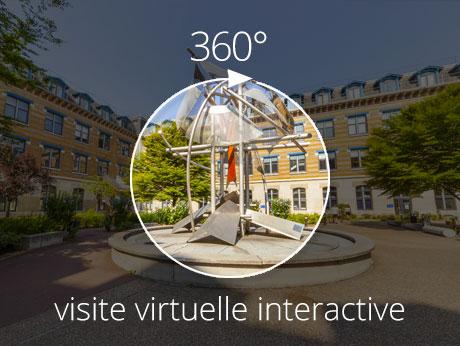 Visuel visite virtuelle
